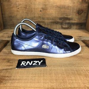 Lacoste Ziane Sneaker Metallic Blue